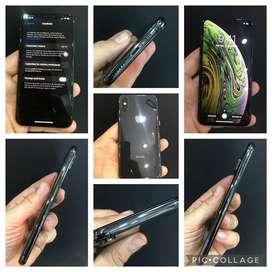 IPHONE XS 64G NEGRO PERFECTO ESTADO , 10/10 ,