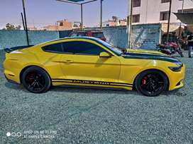 FORD MUSTANG GT ECOBOOST