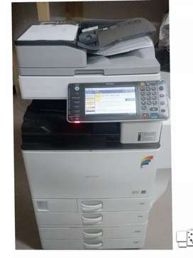 Impresora Ricoh Color Mpc 3002 Gangazo!! Excelente Estado!!