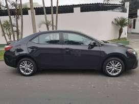 Toyota Corolla 2015 Negro
