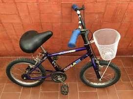 Bicicleta Rodado 14 Excelente Estado se puede negociar precio