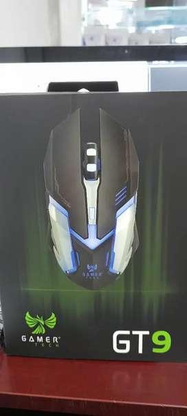 Mouse USB gamer gt9