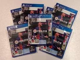 FIFA 21 PlayStation, Xbox, Switch