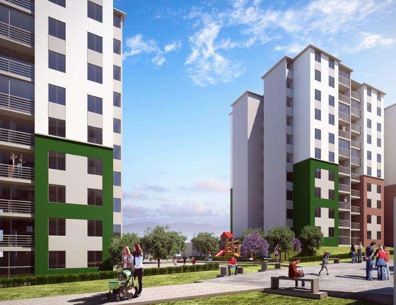 Venta de departamentos modernos y muy acogedores de 66m2 por Proyecto Valle Blanco, Arequipa 0