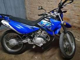 Vendo mi moto YAMAHA XTZ 125 AÑO 2018