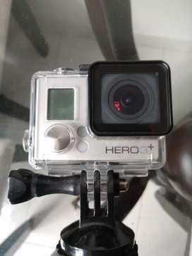 Camara go pro hero 3+