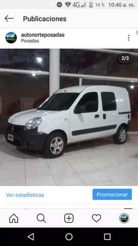 Renault Kangoo 1.5 5 puertas 2015