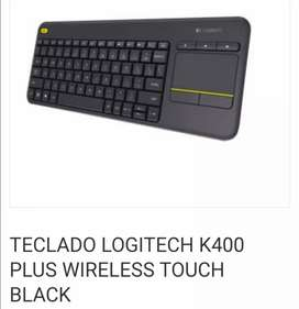 TECLADO INALAMBRICO LOGITECH K400