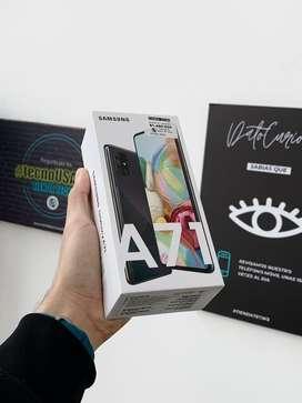 Samsung A71 Nuevo!!! Garantia de un o