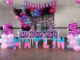 meseros | decoraciones de 15 años |matrimonos | bautizos | baby shower | fiestas | sonido y dj