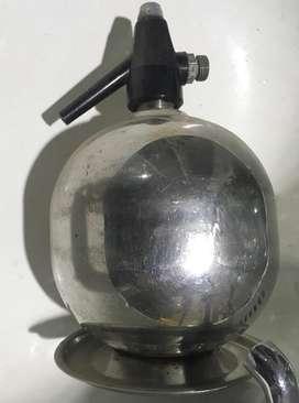 Sifon Metalico Soda