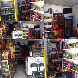 Vende local con productos