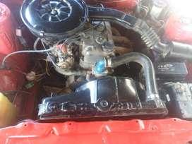 Carro particular en buen estado motor 3t