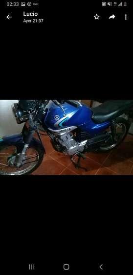 Yamaha YBR 125 2012 $90.000