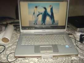 Notebook Compaq Presario C500 Doble Nucleo Ram 2gb No Envio