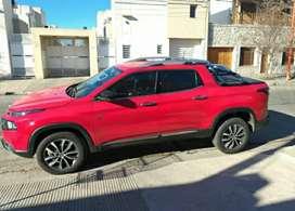 Fiat Toro Volcano Diesel my2020 mejor que nueva