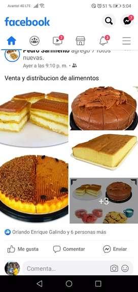 Nesecito o panadero y galletero