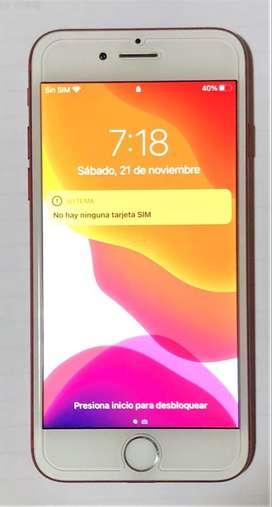 iPhone 7- EXCELENTE ESTADO - 256 GB!!! libre de operador
