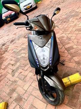 Moto Kymco Agility 125 Economica