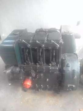 Motor lister de32caballos 2500rpm con arranque electrico enfriado por aire comvustible a petroleo fabricacion moderna