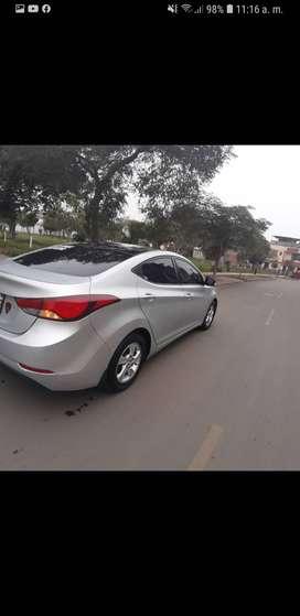 Hyundai elantra  año 2014 modelo 2015