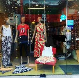fondo de comercio indumentaria femenina centro mar del plata