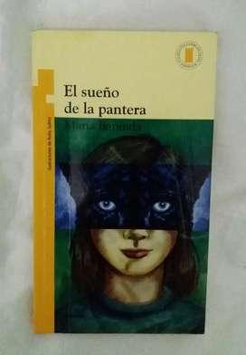 El sueño de la pantera maria baranda libro original oferta