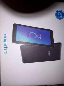 Vendo tablet nueva  7 pulgadas  con  wifi