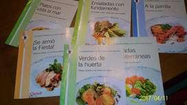 Revistas Cocina: ENTRADAS, ENSALADAS, PARRILLA, Y MUCHAS - NUEVAS!!MAS!