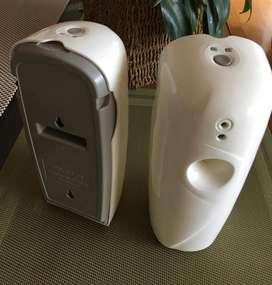 Dispenser Difusor Automático Aromatizador de Perfume de Ambientes DXY3V-F1