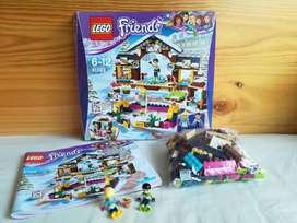 LEGO 41322 Hockey sobre hielo