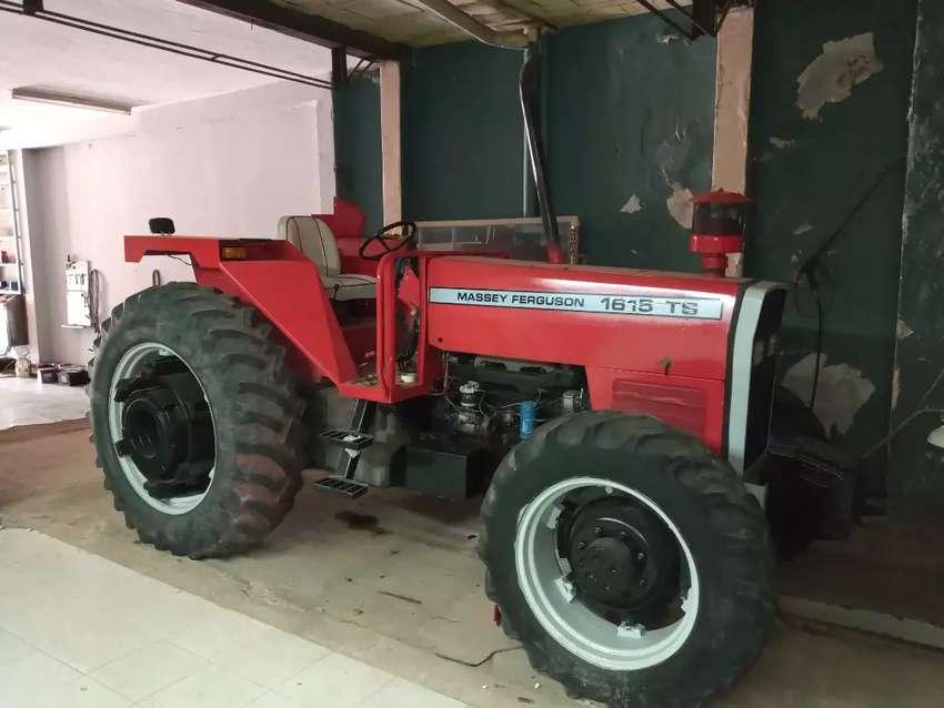 tractor 4x4 masey ferguson 1615 0