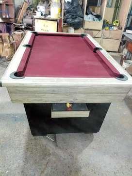 Venta mesas de billar, ping Pong,bolirana 1,100.000