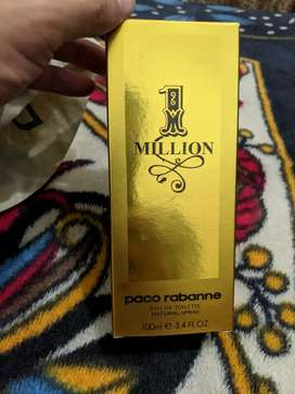Loción One Million de Paco Rabanne
