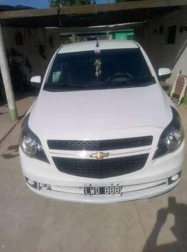 Chevrolet agile lt 2012