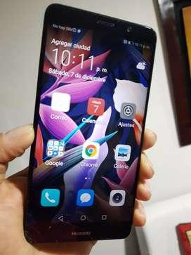 Vendo Huawei Mate 9 Pro de 4 y 64 gb