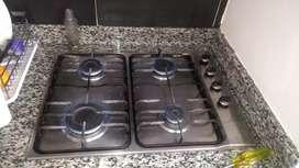 Mantenimiento en cocinas y hornos a gas