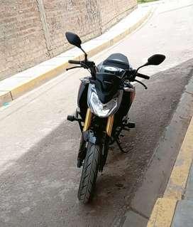 VENDO MOTO  HONDA CBR 190