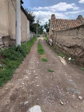 Venta de terreno en la parroquia de Natabuela del cantón Antonio Ante de la provincia de Imbabura