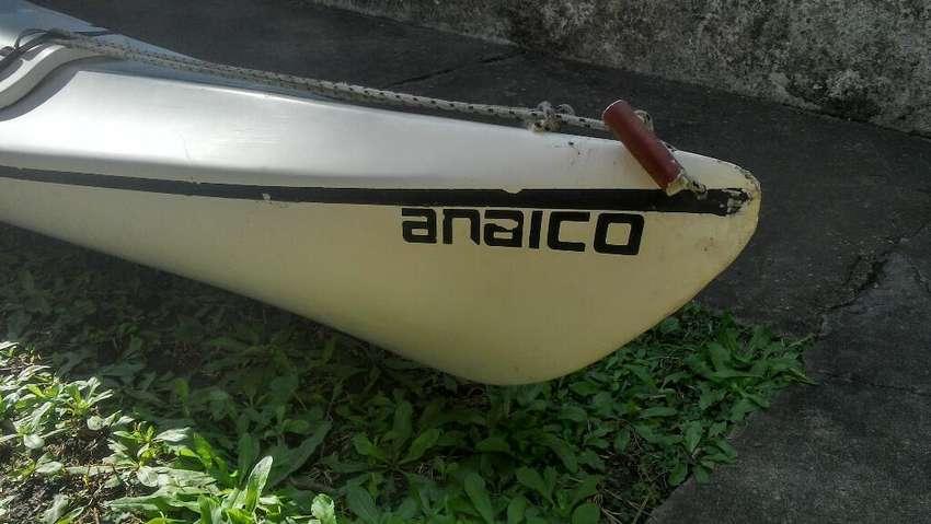 Kayak Doble Travesía Anaico Timón No Sdk 0
