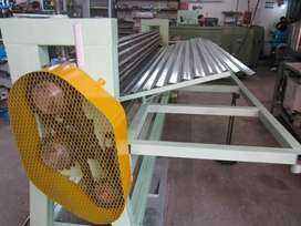 Maquina Roladora Fabricar Teja Zinc
