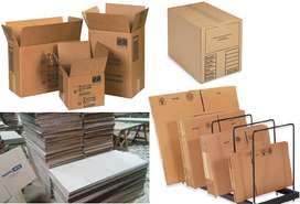 FABRICA DE CAJAS DE CARTON EN LIMA Delivery Envios Produccion a Medida Logos Separadores