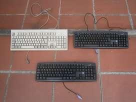 teclados de computadoras