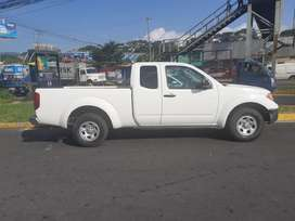 Nissan Frontier 2015 Cabina Extra 4 Puer