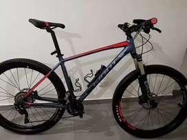 Bicicleta MTB Gian