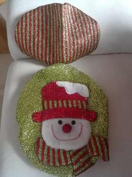 Hermosas cosas de Navidad .nuevas y usadas en buen estado