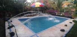 Vendo finca con piscina a cinco minutos de Payande