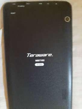 Tablet y teclado