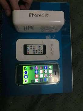 Celular IPhone 5C 16GB Liberado Funcionando