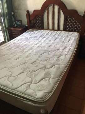 Venta Juego de Dormitorio-Algarrobo